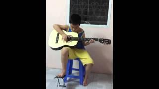 Jingle bell ( em huy CLB guitar 531 giải phóng/ hà nội )