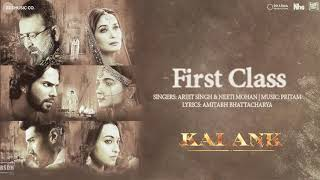 Gambar cover First Class - Arijit Singh & Neeti Mohan