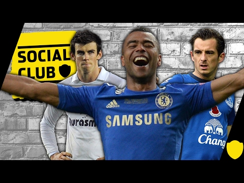 WHO IS THE GREATEST EVER PREMIER LEAGUE LEFT BACK? | SOCIAL CLUB
