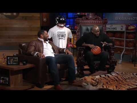 Area 21: Ray Lewis Sells Cigars | NBA on TNT
