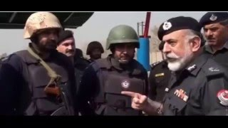 IG KPK Nasir Durani on Check Post Latest New Video Must Watch
