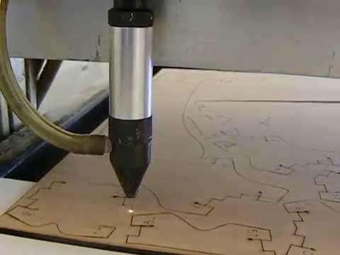 Freeform Furniture Laser Cutting