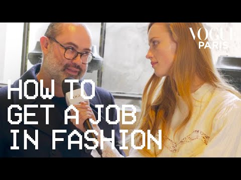 How To Get A Job In Fashion | Ep 3. PR & Communications With Lucien Pagès | Vogue Paris