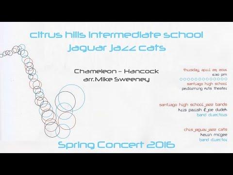 Citrus Hills Intermediate School - Chameleon
