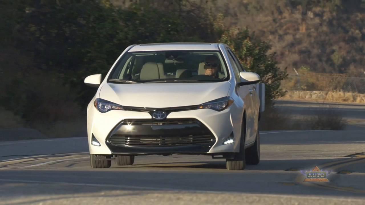 2017 Toyota Corolla Le Eco You