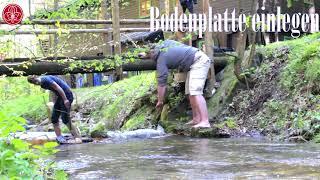 Moch ma wos mit Strom! - Projekt Wasserrad Ra/Ro Vöcklabruck 2017