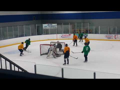 Dev practice with Chicago Cougars