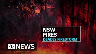 NSW bushfires claim at least three lives, over 150 houses | ABC News