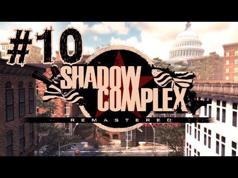 #10 Shadow Complex Remastered. Прохождение. Максимальная сложность. Без комментариев.