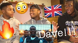 Americans REACTS to UK Rapper!🇬🇧😱🔥 Dave - Streatham