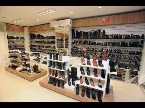 fb4ea97c7b Distribuidora de calçados para revenda - YouTube