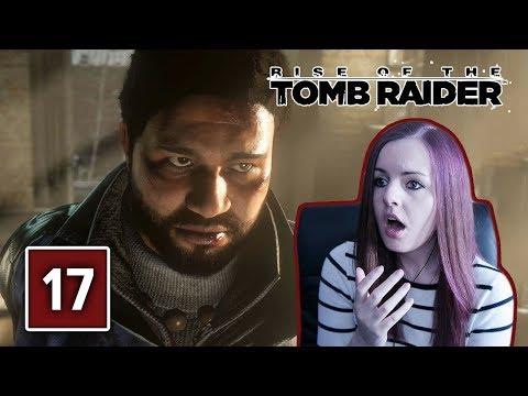 DON'T HURT HIM! | Rise Of The Tomb Raider Gameplay Walkthrough Part 17