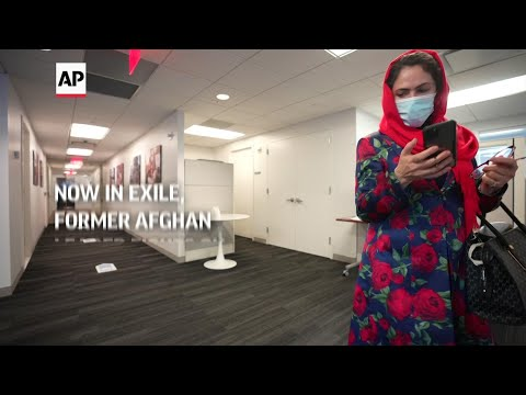Former Afghan leader Fawzia Koofi continues fight