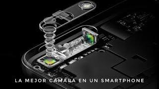 El Smartphone con mejor cámara del mundo del 2018 no es el que imaginas