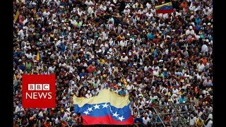 Venezuela protests: 'Four dead' ahead of mass protest - BBC News
