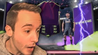 OMG FIRST 50K PACK I OPENED, THE LUCK IS REAL!!! - FIFA 19 ULTIMATE TEAM PACK OPENING
