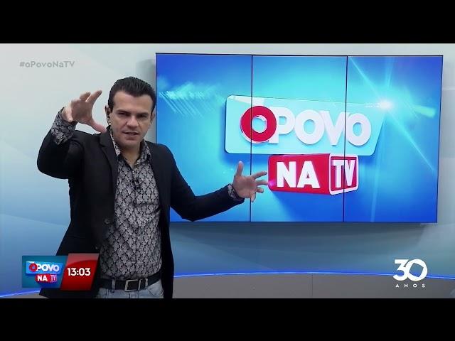 Famílias são levadas para escolas do município -  O Povo na TV