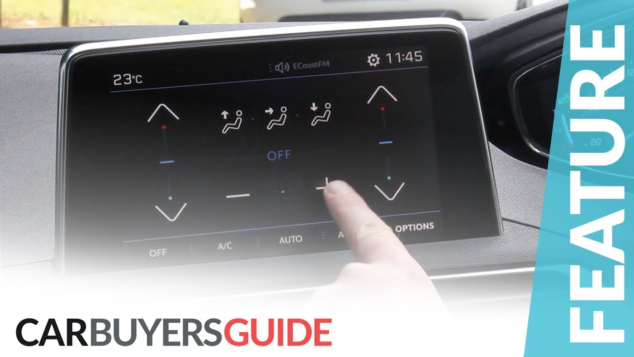Peugeot i-Cockpit Review - In Peugeot 3008 SUV Allure