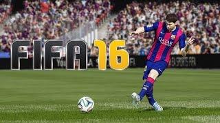FIFA 16 Gameplay - Highlights - Goal Montage - Messi - Ronaldo