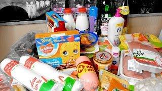 Покупка продуктов в магазине ОКЕЙ / Экономим деньги на скидках / Nataly4you