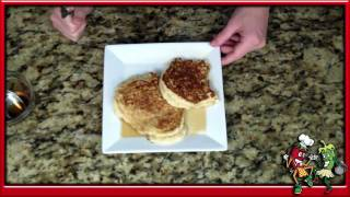 Oatmeal Pancake Recipe