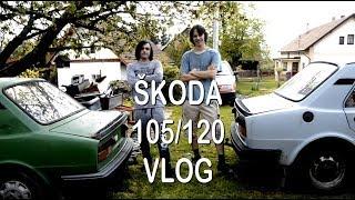 Škoda 120/105 VLOG /w Amperak | ŠKODA 120 | MüllerTV