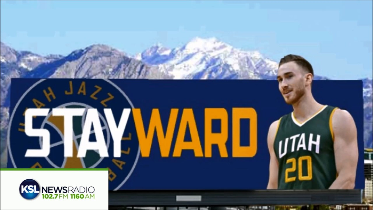 Gordon Hayward hasn't decided if he'll opt out of current Jazz deal