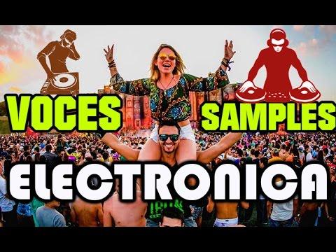 Voces para Dj de música electrónica (FULL HD)
