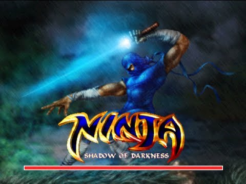 Video Game Quickie 10 Ninja Shadow Of Darkness Youtube