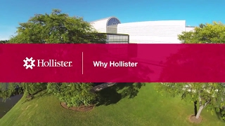 Why Hollister Incorporated