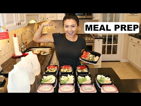 MEAL PREP AS A COLLEGE STUDENT
