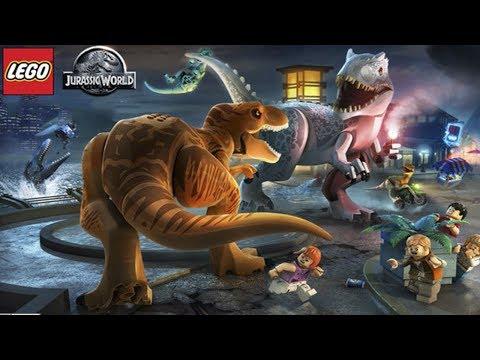 LEGO Jurassic World - ДИНОЗАВРЫ. ЛЕГО ИГРЫ