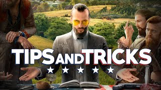 Far Cry 5: 10 Tips & Tricks The Game Doesn't Tell You