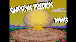 The Simpsons Predicts WW3