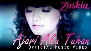 Gambar cover ISUR Lirik Lagu Zaskia -- Ajari Aku Tuhan