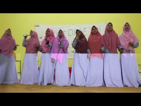 Nasyid Kelas X Al-Battani Dea Malela (Juara 3)