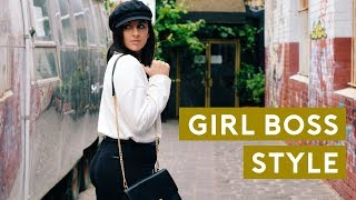 Newly created lookbook video from Erin Henry: How To Find Your Girl Boss Style