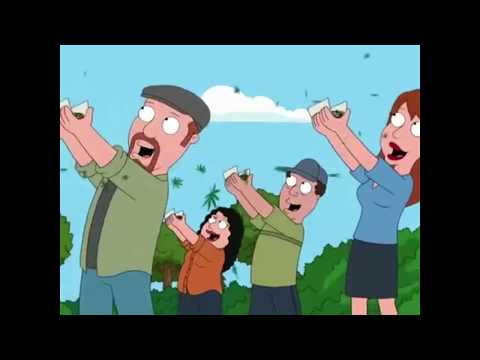 FAMILY GUY WEED DANCE (Bad Royale -