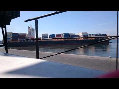 Time lapse puerto quetzal 4K