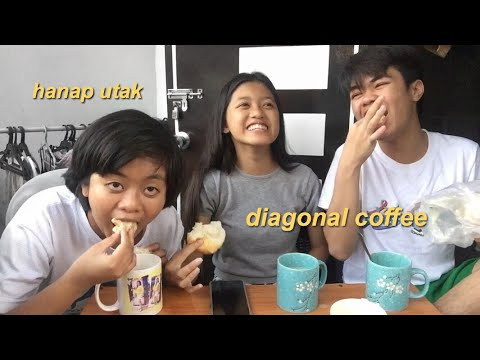 3 IN 1 COFFEE MUKBANG
