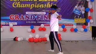 The ultimate Dance championship Bihar 2k19|Winner by Md Faizal Ahmad