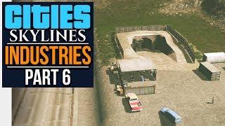 Cities: Skylines Industries   ORE INDUSTRY (#6)