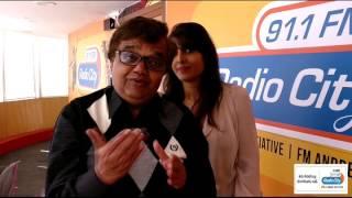 Celebrating Dwarakish Golden Jubliee with Rj Nethra | RadioCityBengaluru