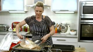 Sticky Rack Of Ribs Recipe | Barbecue | Schwartz Cooking Club