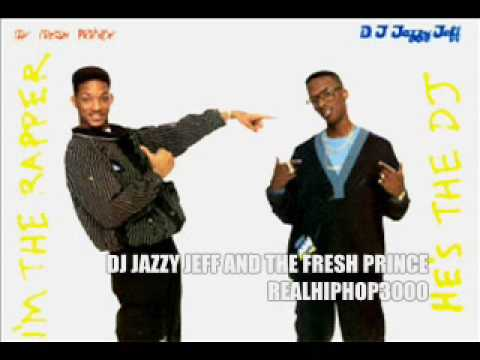 DJ Jazzy Jeff & The Fresh Prince Live Union Square 1986 (Hiphop / Hip Hop / Rap)