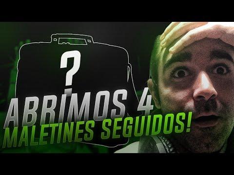 ABRIMOS 4 MALETINES SEGUIDOS! | WWE MAYHEM