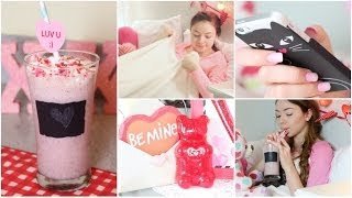 What I do on V-Day: Spa Night essentials + Homemade treats Thumbnail