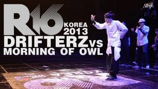 Drifterz vs Morning of Owl | R16 Korea Elimination Finals | Strife.tv