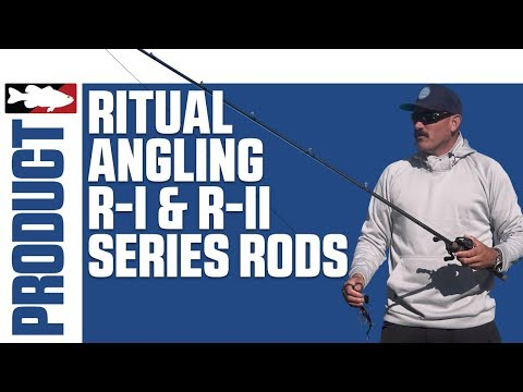 Ritual Angling R-1 And R-II Series Rods With Jared Lintner