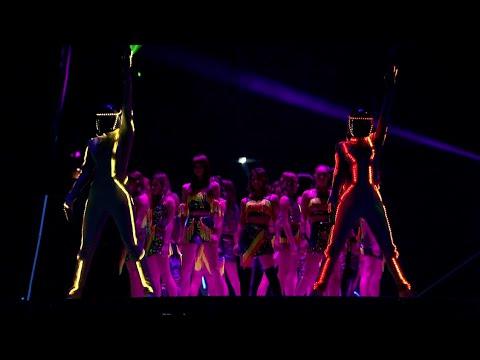【SAMURIZE】E-girls PERFORMERS / RYDEEN -YVES&ADAMS Dance Remix- (EXILE TRIBE LIVE)